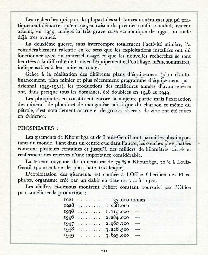 L'Oeuvre de la France au Maroc de 1912 à 1950. - Page 5 Maroc354
