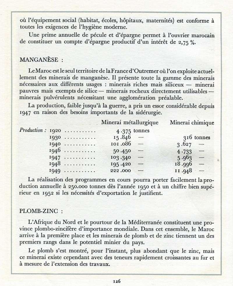 L'Oeuvre de la France au Maroc de 1912 à 1950. - Page 5 Maroc358