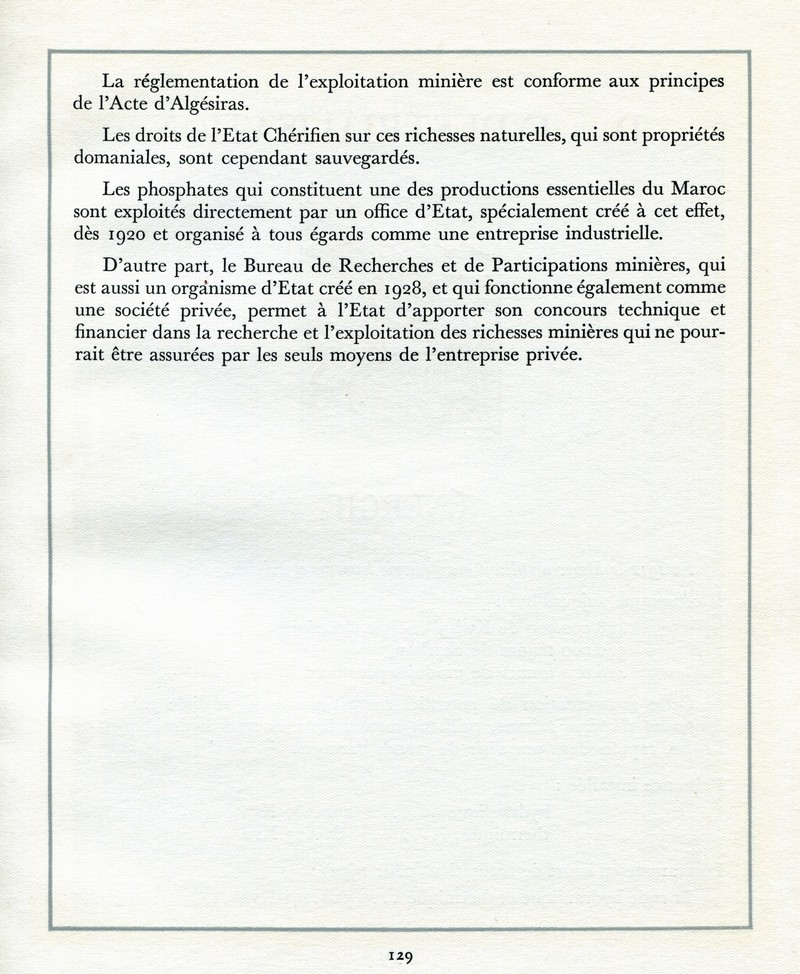 L'Oeuvre de la France au Maroc de 1912 à 1950. - Page 5 Maroc361