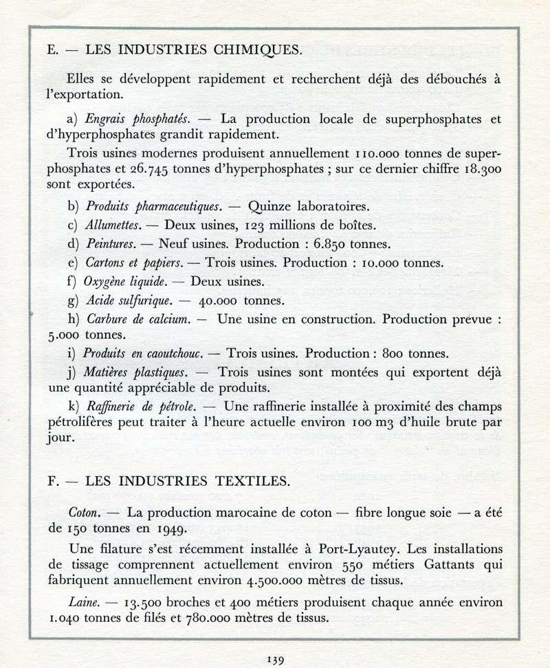 L'Oeuvre de la France au Maroc de 1912 à 1950. - Page 6 Maroc371