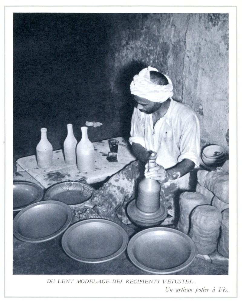 L'Oeuvre de la France au Maroc de 1912 à 1950. - Page 6 Maroc375