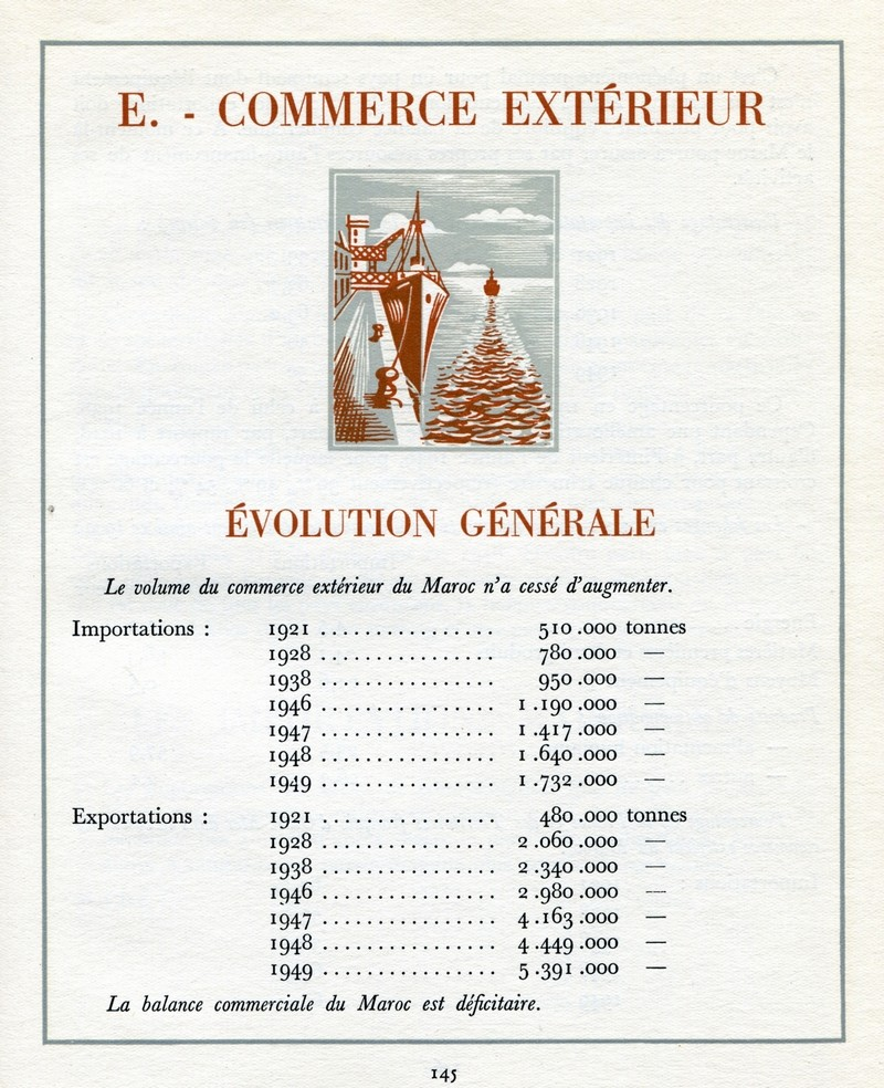 L'Oeuvre de la France au Maroc de 1912 à 1950. - Page 6 Maroc377