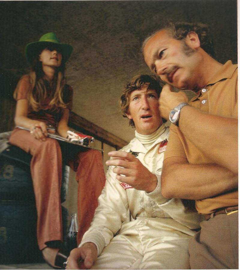 Formula 1 : the roaring 70's et Heuer Carrer10