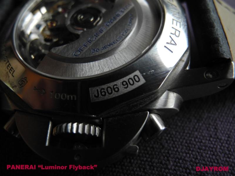 "PANERAI ""Luminor flyback"" Dscn0111"
