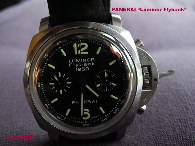 "PANERAI ""Luminor flyback"" Dscn0113"