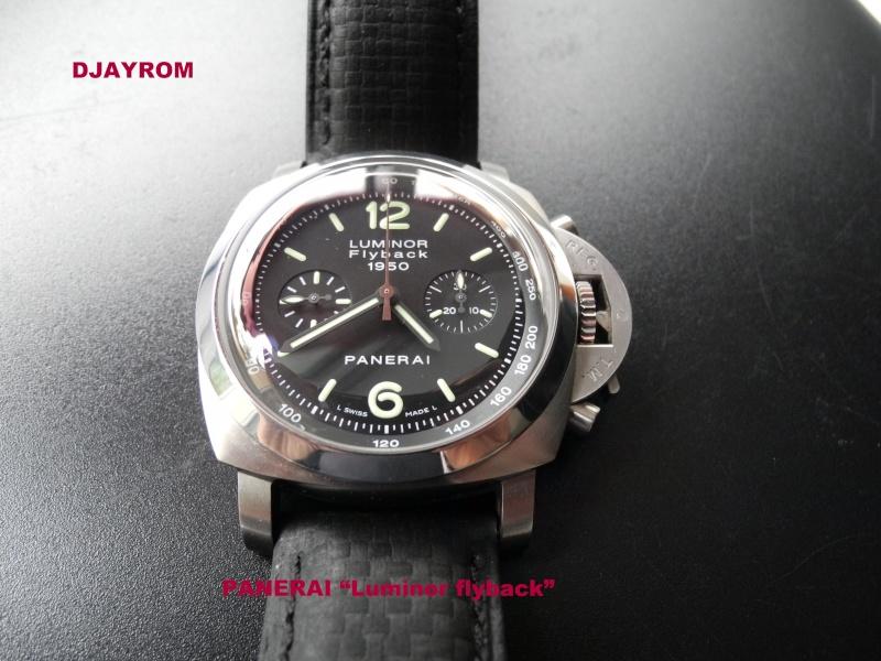 "PANERAI ""Luminor flyback"" Dscn0114"
