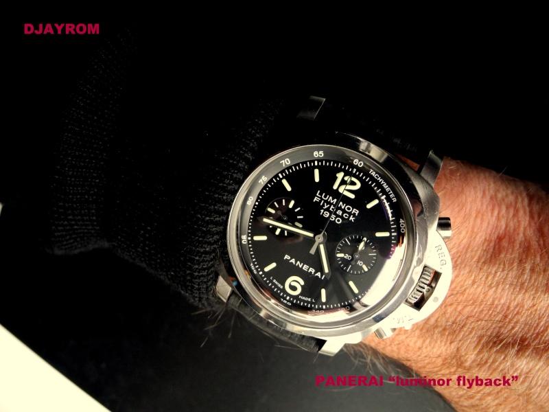 "PANERAI ""Luminor flyback"" Dscn0211"