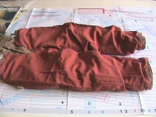 [TECHNIQUE DEBUTANT] [DOUBLURE]  doubler un pantalon Dsc08037