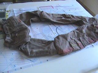 [TECHNIQUE DEBUTANT] [DOUBLURE]  doubler un pantalon Dsc08038