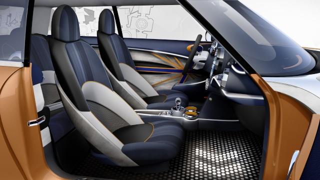 MINI Vision - An exclusive look at MINI design of tomorrow P9012814