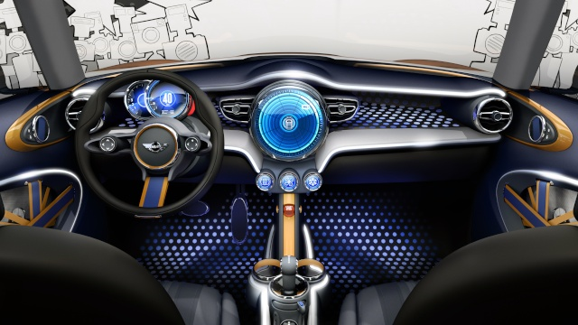 MINI Vision - An exclusive look at MINI design of tomorrow P9012815