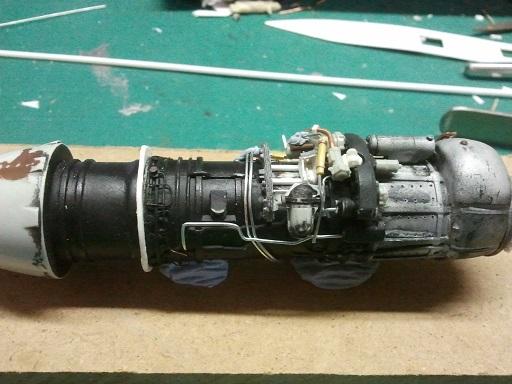 He 162 Salamander 1/32 - Page 5 Engine10