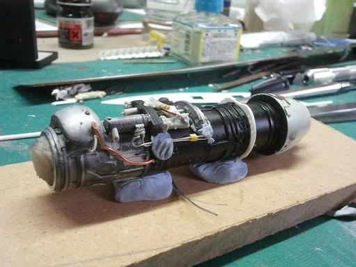 He 162 Salamander 1/32 - Page 5 Engine14