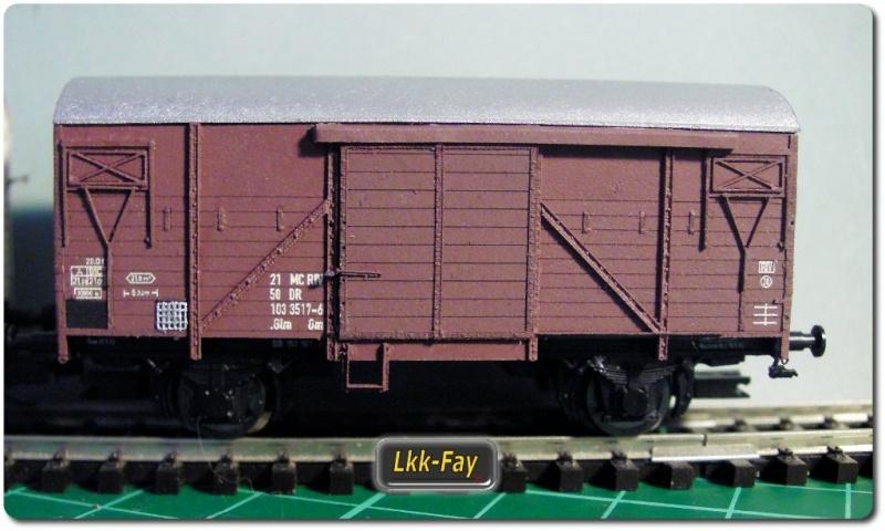 Güterwagen Glm 04 (TM) DR EP4 [M 1:120] 0120-010