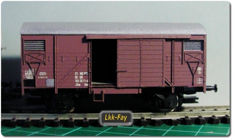 Güterwagen Glm 04 (TM) DR EP4 [M 1:120] 0120-011