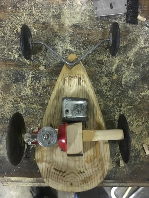 Mini Dooling/McCoy Teardrop Tether Car Cox .020 powered 1d51f610
