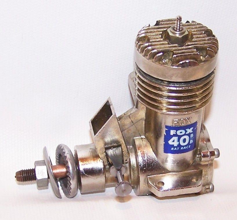 Fox .40 Rat race engine 959bc810