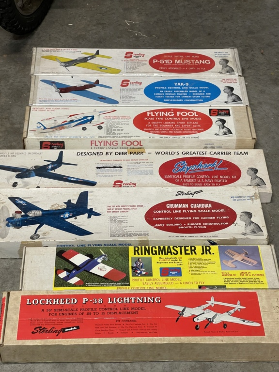 For Sale: Engines and Kits 9db0d510