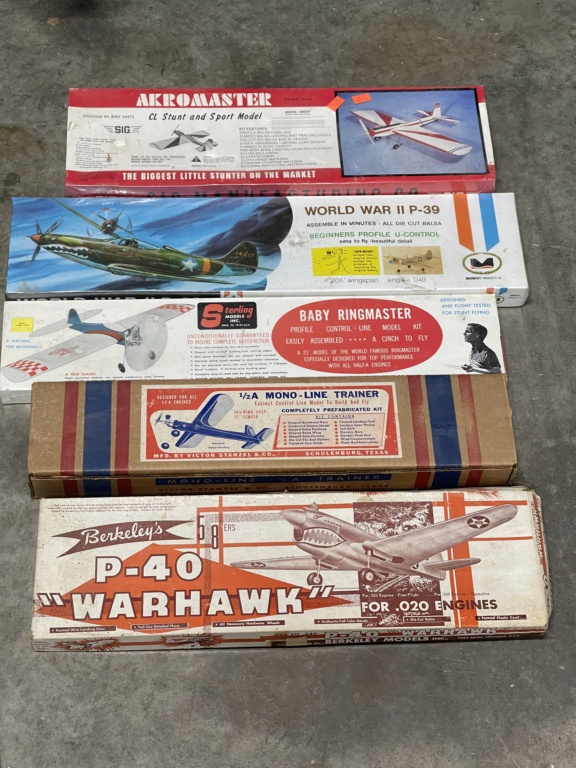 For Sale: Engines and Kits 9e8a6910