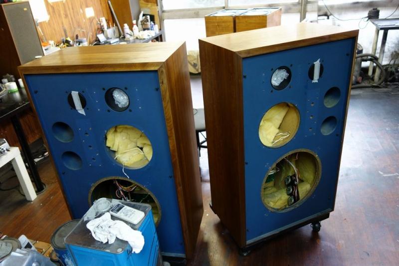 mes JBL 4344 restaurées par Kenrick Sound Dsc00113