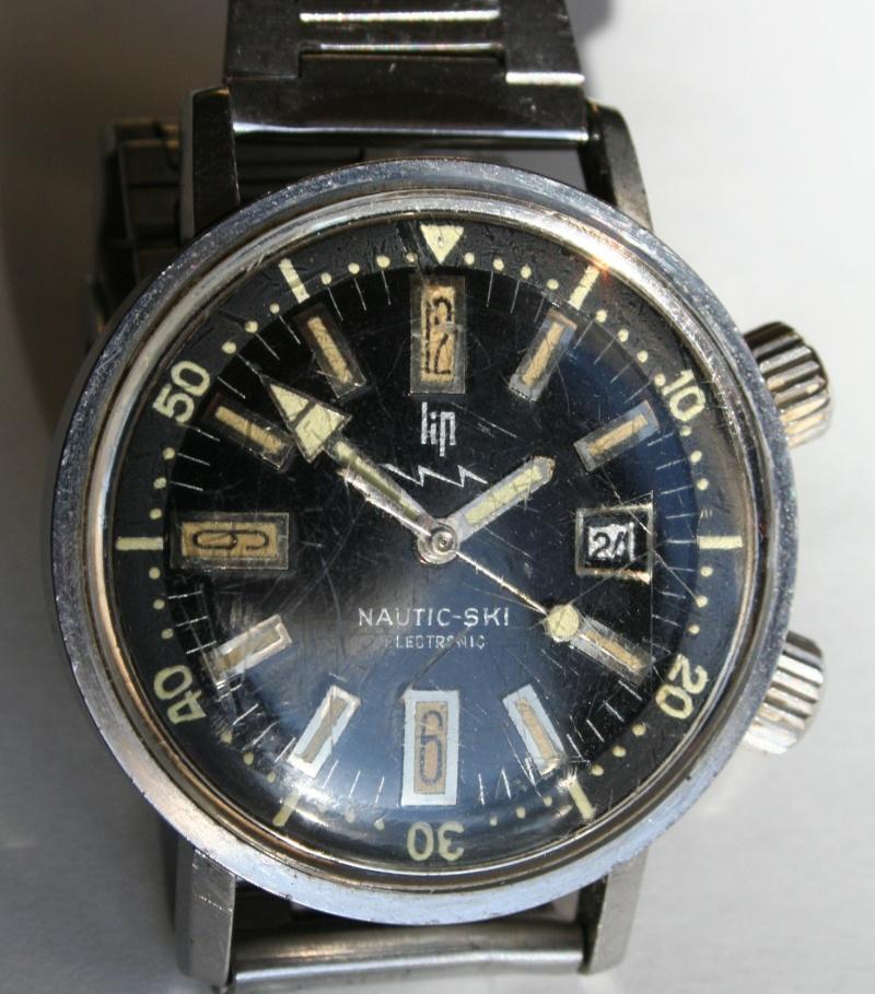 Post consacré aux montres bracelet vintage - Page 2 Lip_el12