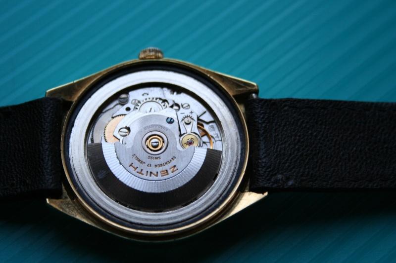 Post consacré aux montres bracelet vintage - Page 2 Zenith10