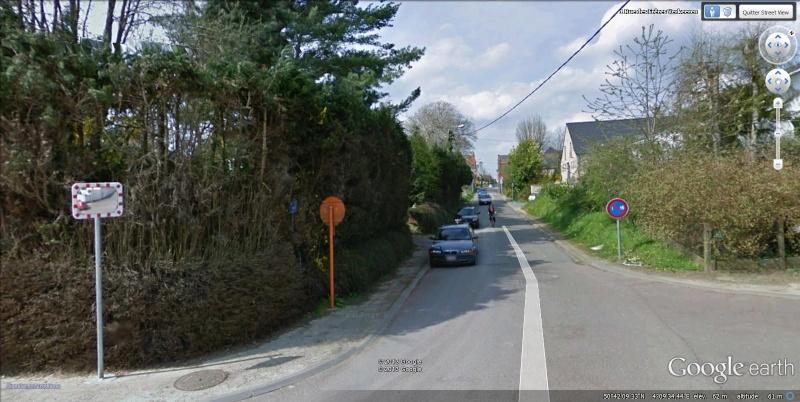 STREET VIEW : la Google car dans tous ses états ! - Page 7 Tubize15