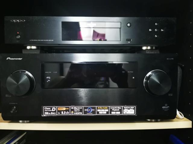 Pioneer SC LX78 AV Receiver Dolby Atmos 9.2 channel (used) Pionee12