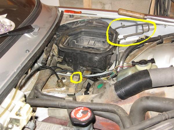 [Tuto] Remplacement pulseur d'air et radiateur de chauffage Img_0032