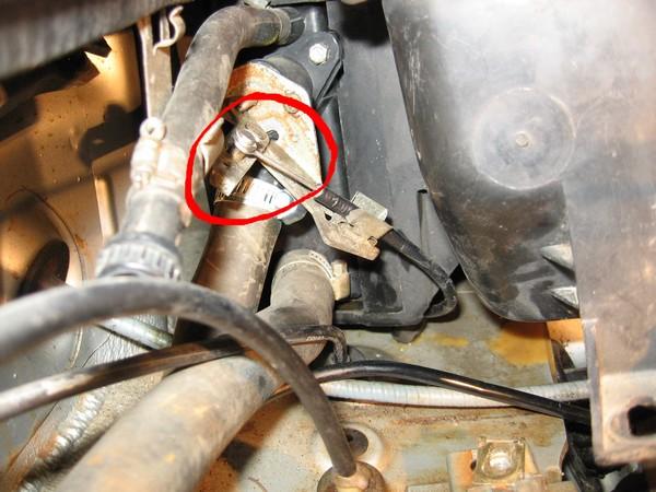 [Tuto] Remplacement pulseur d'air et radiateur de chauffage Img_0034