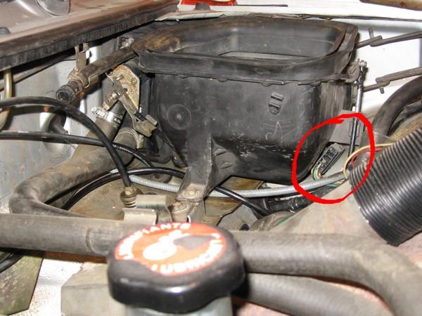 [Tuto] Remplacement pulseur d'air et radiateur de chauffage Img_0035