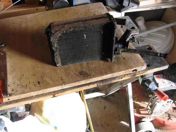 [Tuto] Remplacement pulseur d'air et radiateur de chauffage Img_0037
