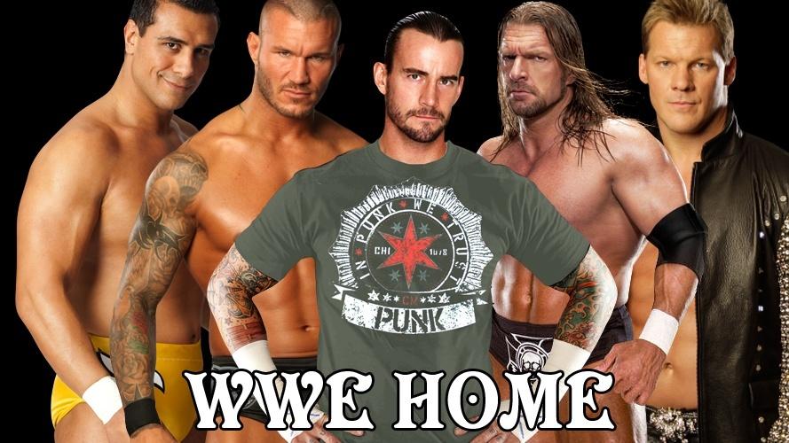 WWE Home