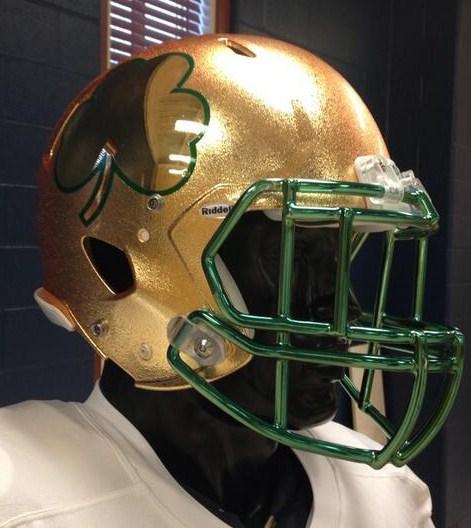 Notre Dame Uniform/Helmet 2013_h11