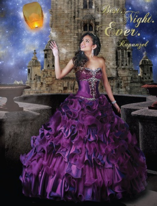 (Fashion) The Disney Forever Enchanted Collection & The Disney Royal Ball Collection Rapunz10
