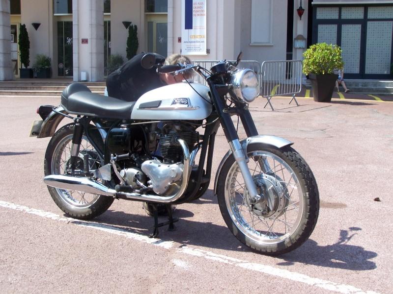 Une petite Norton au Touquet ce matin 100_1710
