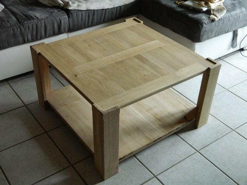 Table basse  de salon carrée  en chène  - Page 2 25_80010