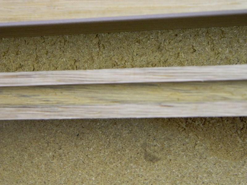 Table basse  de salon carrée  en chène  5800x610
