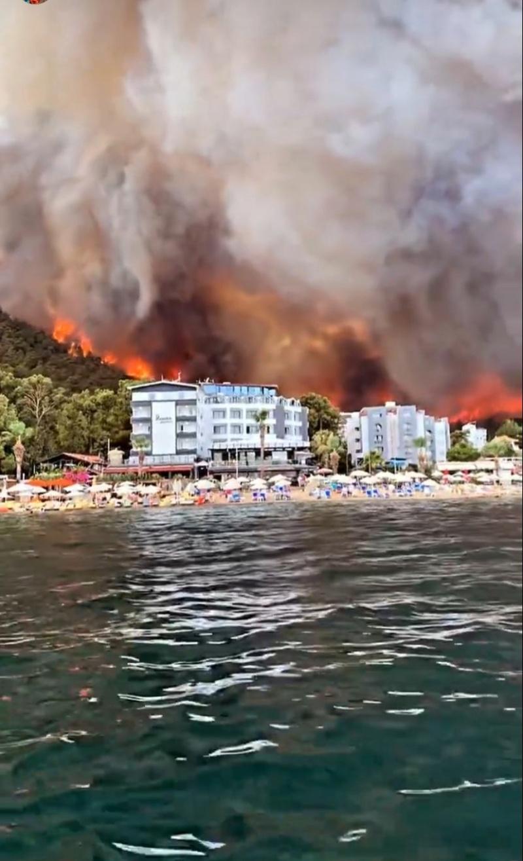 Turkish Wildfires Whatsa10