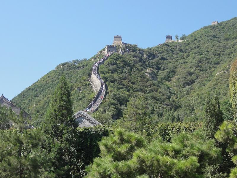 FG Marder sur la muraille de Chine Dsc07812