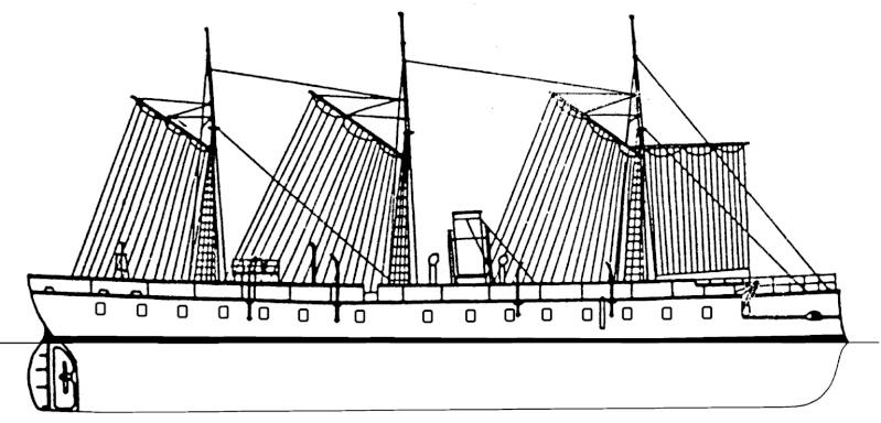 Monographie d'un navire 1860/1880 - Page 2 061911