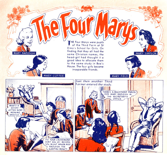 What Did They Do To The 4 Marys???? 4marys10