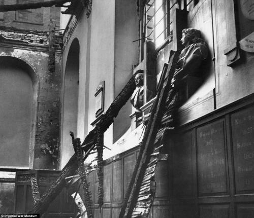 Cecil Beaton's war photography Annean10
