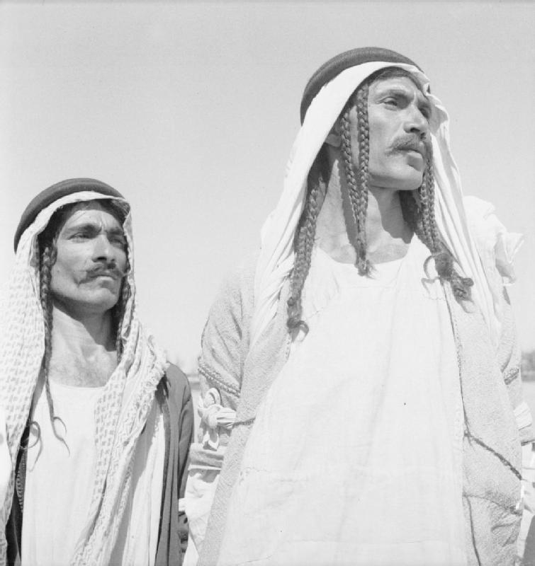 Cecil Beaton's war photography Yezide10