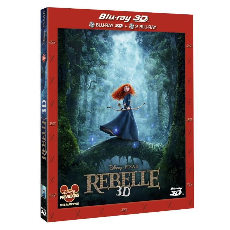 Les jaquettes DVD et BD des futurs Disney - Page 40 81ymry12