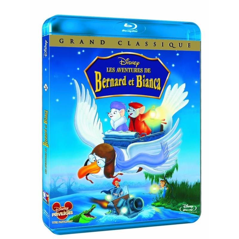 Les jaquettes DVD et Blu-ray des futurs Disney 91-6k311