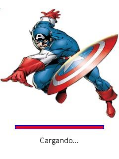 Om mod capitan america gratis Om240x10