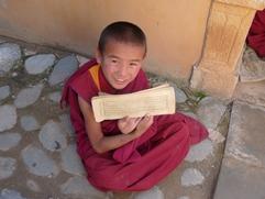 La Chine sac au dos (23) Aux confins du Gansu (甘肃) et du Qinghaï (青海), un bel aperçu  du Bouddhisme Tibétain 23-11-10