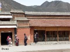 La Chine sac au dos (23) Aux confins du Gansu (甘肃) et du Qinghaï (青海), un bel aperçu  du Bouddhisme Tibétain 23-15-11