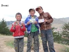 La Chine sac au dos (23) Aux confins du Gansu (甘肃) et du Qinghaï (青海), un bel aperçu  du Bouddhisme Tibétain 23-18-10